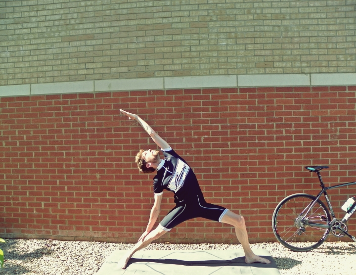 Why should Cyclists do Yoga?